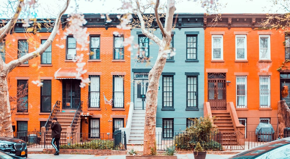 washington dc brownstone